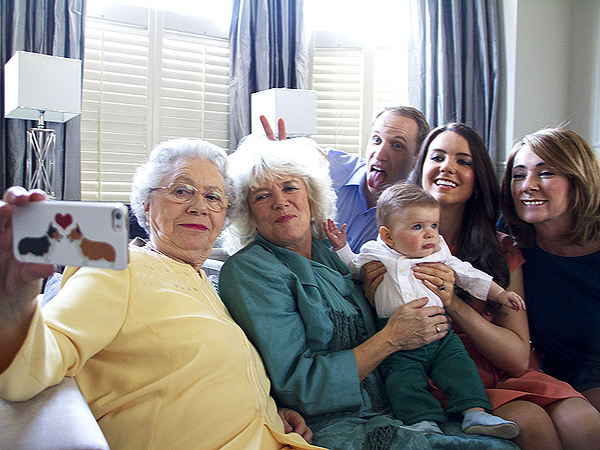 This 'Royal Selfie' Is One You Don't Want to Miss