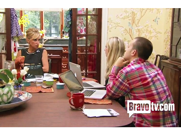 RHONYC: What Does It Take to Be Sonja Morgan's Intern?