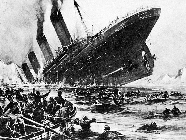Titanic: Rose Amelie Icard's Letter Give First-Person Account of Sinking
