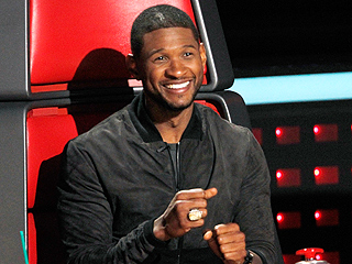 Adam Levine, Shakira Narrow Their Teams to 3 on The Voice | Usher