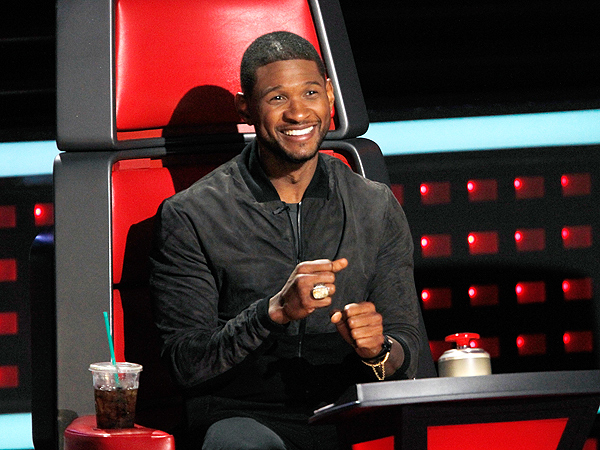 The Voice: Usher Sends an Audience Favorite Home | Usher