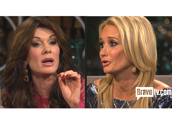 Watch the Nuttiest Moments from Part 2 of the RHOBH Reunion
