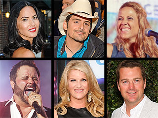 See the Full Star-Studded ACM Awards Lineup Here First