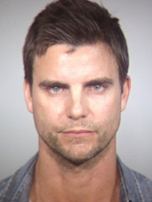 Colin Egglesfield Arrested for Disorderly Conduct, Criminal Damage in Arizona
