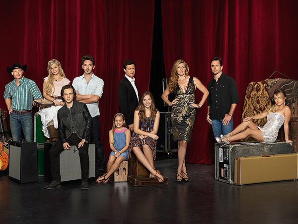 Nashville Cast Takes the Show on the Road