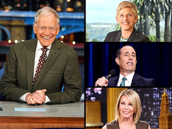 Who Should Replace David Letterman? Tell Us Your Picks