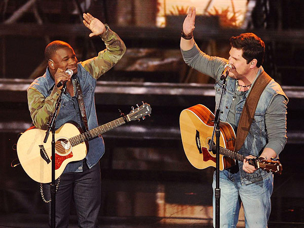 American Idol's C.J. Harris & Dexter Roberts Have Been Friends for Years| American Idol, C.J. Harris, Dexter Roberts