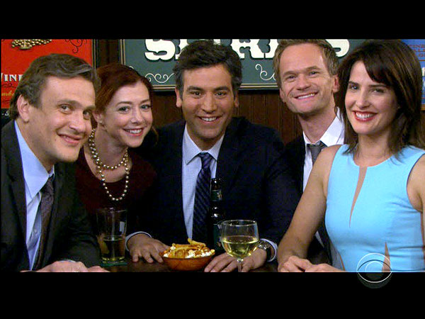 How I Met Your Mother Series Finale: 10 Best Quotes| How I Met Your Mother, Alyson Hannigan, Cobie Smulders, Jason Segel, Josh Radnor, Neil Patrick Harris