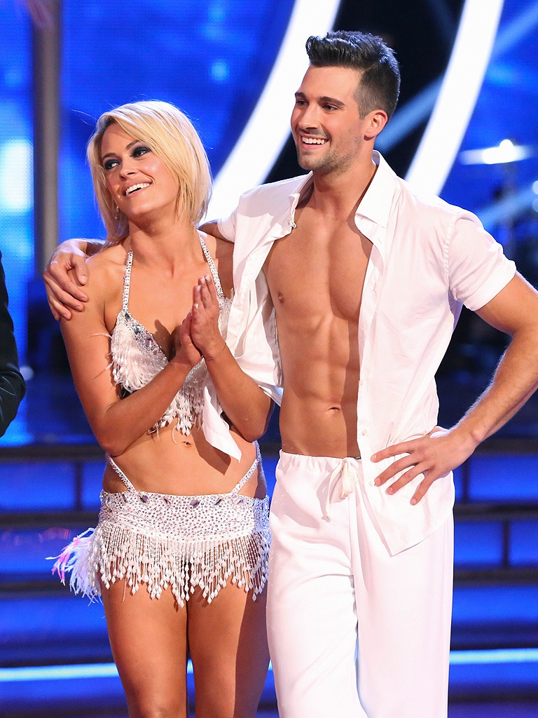 Dancing with the Stars All the Cast Members Who Ended Up Dating