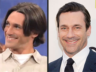 Watch a Long-Haired Jon Hamm Get Rejected on a '90s Dating Show | Jon Hamm