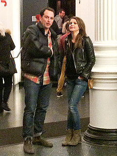 It's True! Keri Russell and Matthe