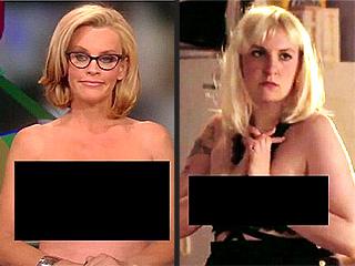 Jenny McCarthy Goes Toplesson The View | Jenny McCarthy, Sherri Shepherd