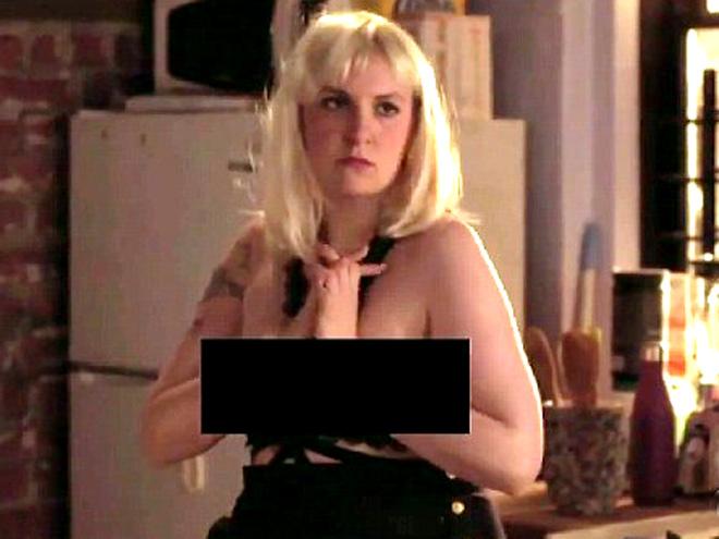 Jenny McCarthy and Sherri Shepherd Go Topless on The View  Girls, The View, Jenny McCarthy, Lena Dunham, Sherri Shepherd