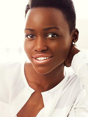 Lupita Nyong'o Lancôme