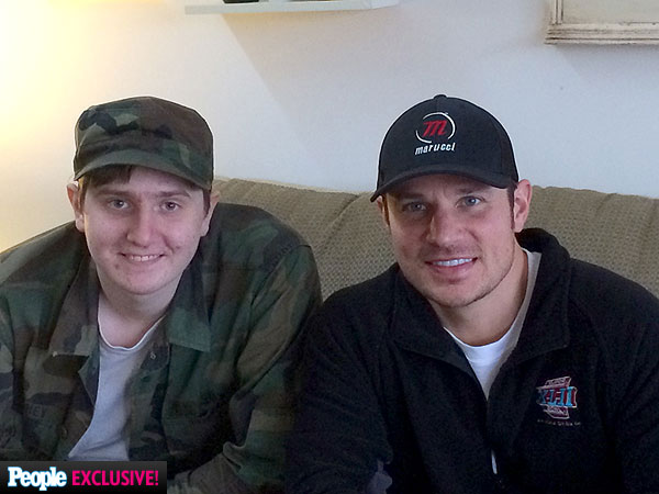 Nick Lachey Opens Up About Brother with Asperger Syndrome