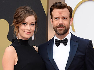 Olivia Wilde Takes Jason Sudeikis to Hang Out at Her High School | Jason Sudeikis, Olivia Wilde