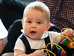 10 Presents We Think Should Be on Prince George's Gift List | Prince George