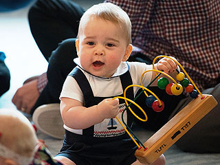 How Will Prince George Adapt to a Little Sibling? | Prince George