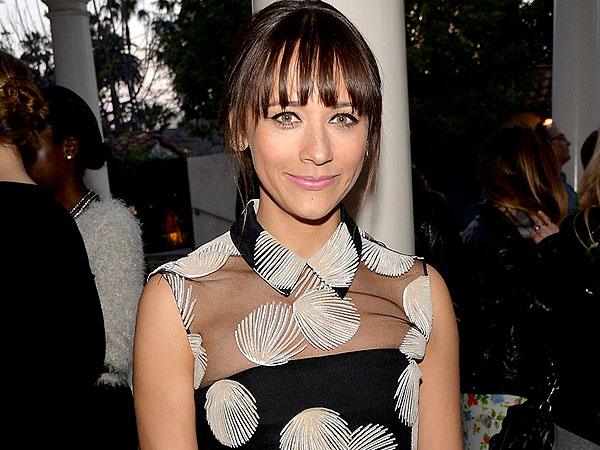 Who Does Rashida Jones Have a Crush On?