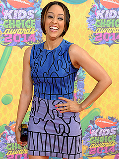Tia Mowry-Hardrict Nickelodeon Teen Choice Awards