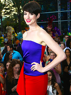 Why Do Drunks Come Up to Anne Hathaway?