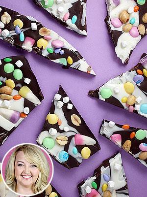 Bakerella Bunny Bark Easter