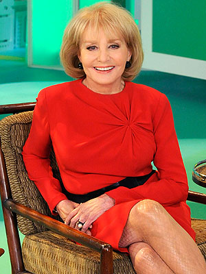 Barbara Walters Announces Her Last Day on The View