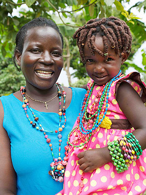 Three Colorado Women Help Ugandans Build Businesses by Selling Handmade Beads| Heroes Among Us, Good Deeds, Real People Stories, Real Heroes