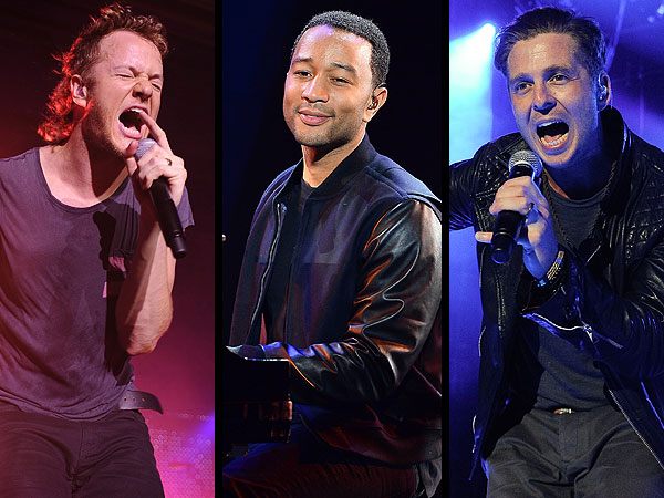 Find Out Who's Taking the Stage for Billboard Music Awards | OneRepublic, Billboard Music Awards, John Legend