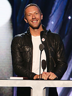 Chris Martin Without Weddin