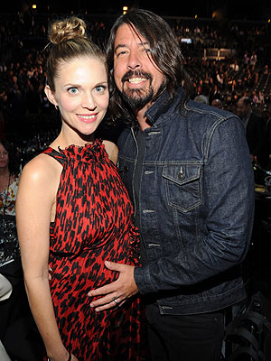 Dave Grohl Expecting Third Daughter