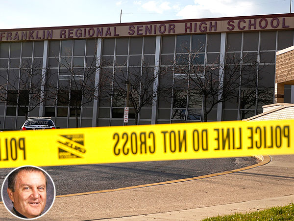 'Love That Man' – Hero Assistant Principal Praised in School Stabbing