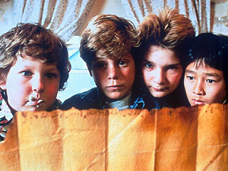 Coming Back! Goonies Seq