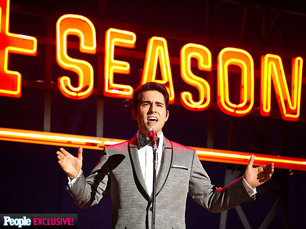 Jersey Boys Is Heading to the Big Screen: FIRST LOOK| Jersey Boys, Clint Eastwood, John Lloyd Young