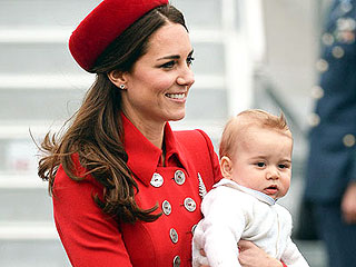Kate Down Under: Inside Her Life as a Royal Mom | Kate Middleton, Prince George