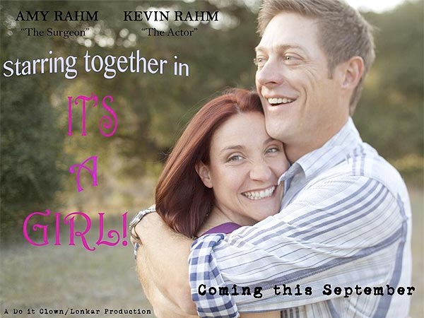 Kevin Rahm Expecting Daughter