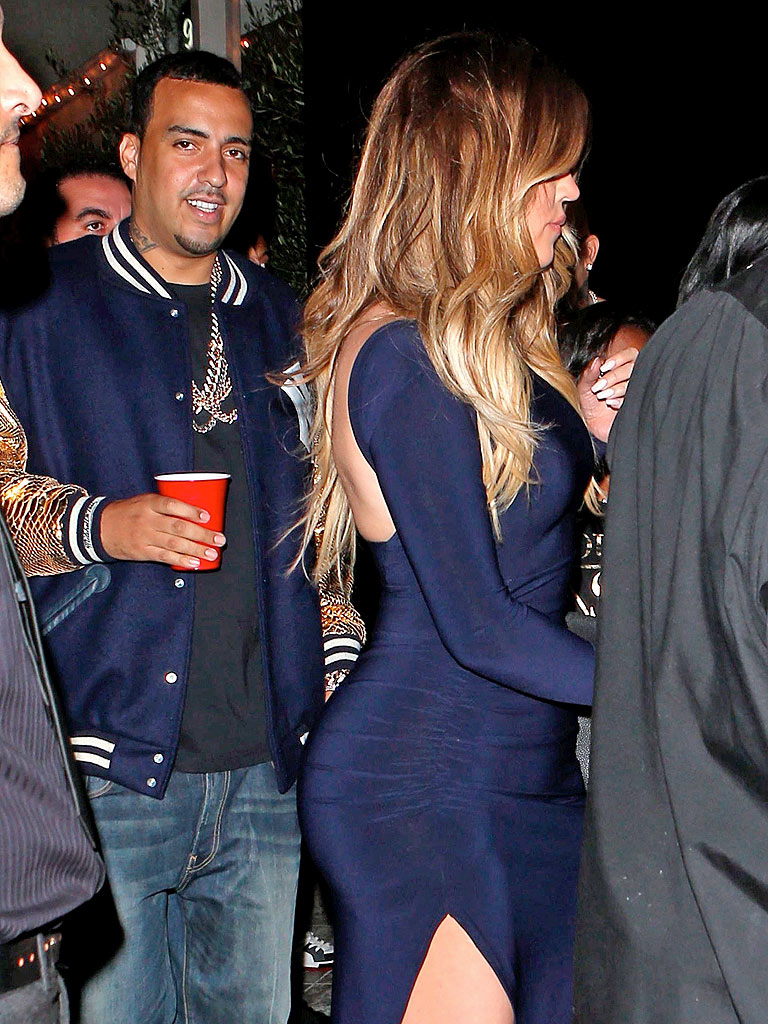 french montana and khloe dating again Khloe kardashian's love life is like a turmoil when we think that she is getting back to her estranged husband, lamar odom, her romance or friendship with ex, french montana leaves us confused it was reported that khloe and lamar odom are dating back again and trying to make their marriage work.