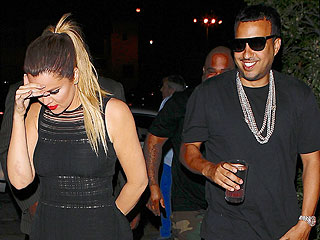 Khloé Kardashian and French Montana's VIP West Hollywood Dining Experience | Khloe Kardashian