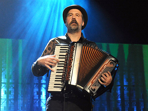 Watch Nirvana Bassist Krist Novoselic Play Accordion Version of 'Royals'