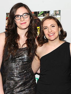 Lena Dunham: My Sister's Coming Out 'Was a Huge Turning Point for Me'