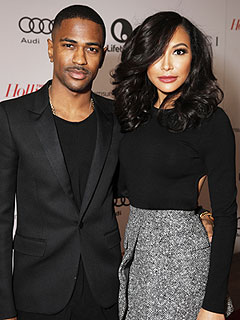 Big Sean Ends Engagement to Naya Rivera