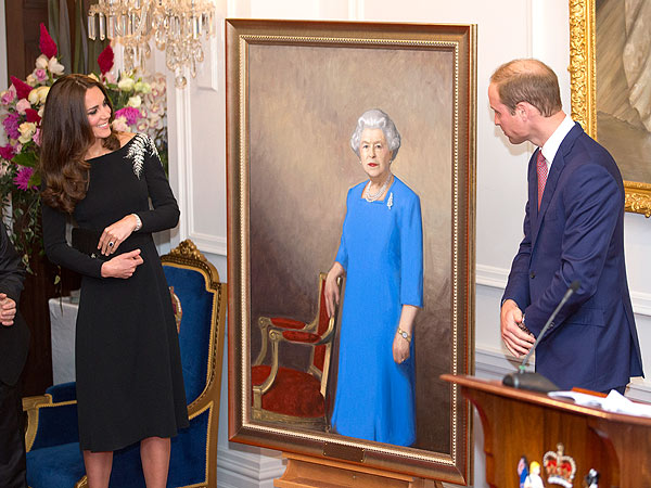 Prince William Tells New Zealand Hosts: Sorry If George Is Keeping You Up at Night  The British Royals, The Royals, Kate Middleton, Peter Jackson, Prince George, Prince William