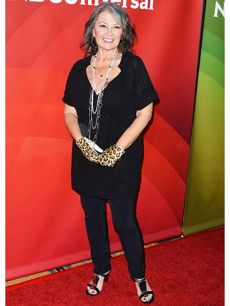 Roseanne Barr partner