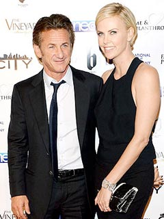 Charlize Theron and Sean Penn Are Not Engaged – Yet