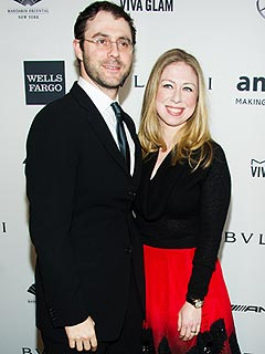 Chelsea Clinton Pregnant Expecting First Child Marc Mezvinsky