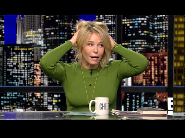 It's Official: Chelsea Handler Is Moving to Netflix | Chelsea Handler
