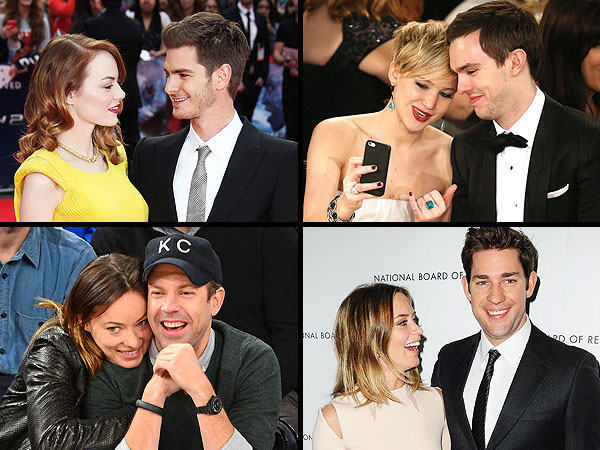 POLL: Who Is Hollywood's Cutest Couple?