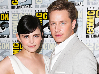Surprise! Ginnifer Goodwin and Josh Dallas Wed