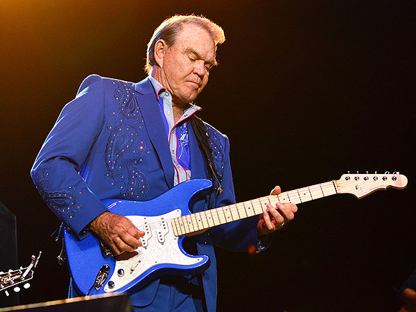 Why Glen Campbell Went to a Care Facility; His Family Opens Up