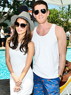 Jamie Chung and Bryan Greenberg Pack on PDA Poolside in Palm Springs